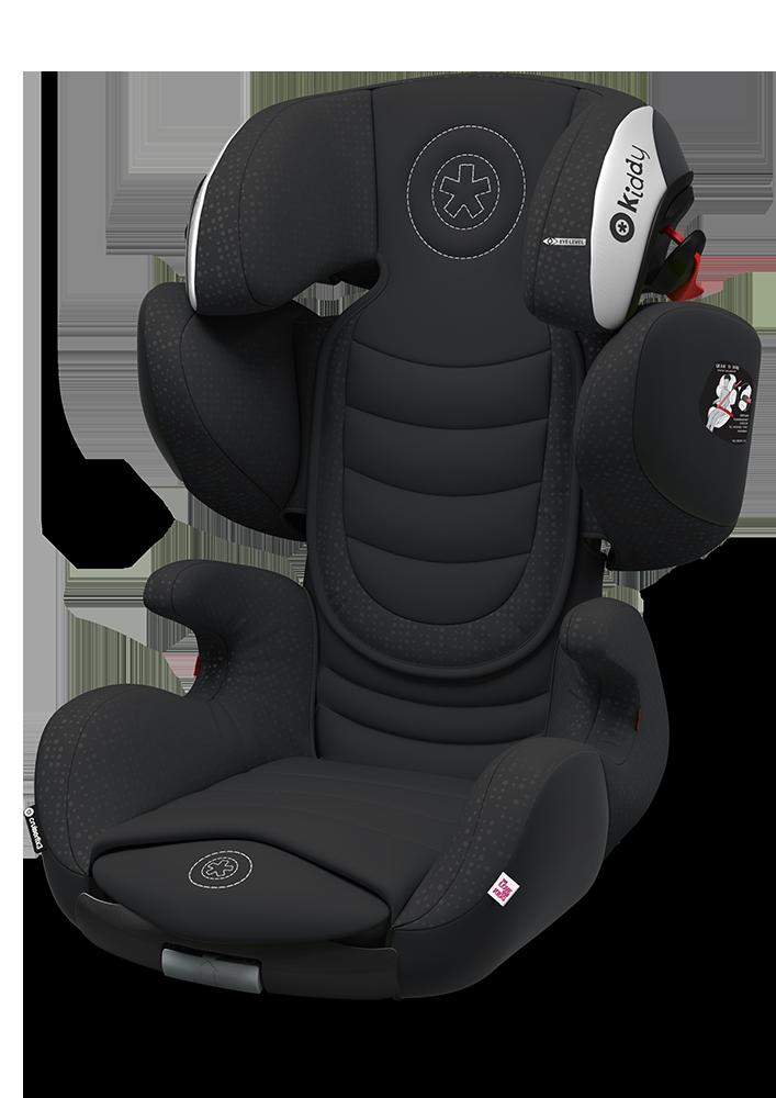 Seggiolino Auto Cruiserfix Onix Black