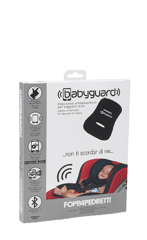 Dispositivo Antiabbandono Babyguard Foppapedretti Paradiso Del Bimbo